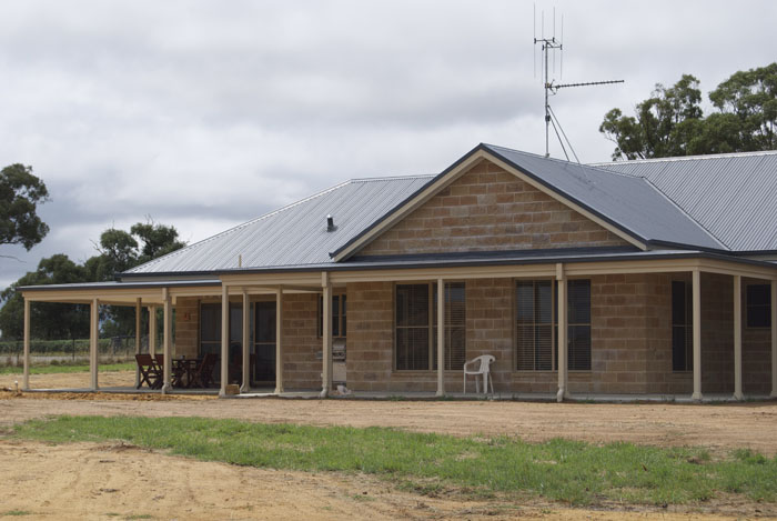 Paal Kit Homes Castlereagh Steel Frame Kit Home Nsw Qld